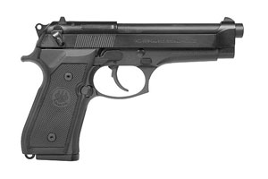 Beretta 92FS Italian Manufactured Double Action 9MM Bruniton (Matte Black)