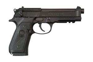 Beretta Semi-Automatic Pistol 96A1 - Click to see Larger Image