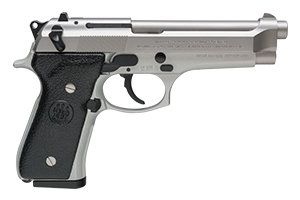 Beretta 92FS Inox Italy Double Action 9MM Stainless Steel