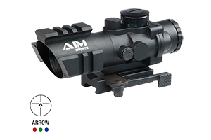Aim Sports Inc  Prismatic 4x32mm Scope - Click to see Larger Image