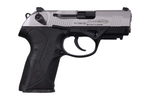 Beretta Pistol: Semi-Auto PX4 Storm Compact Inox - Click to see Larger Image