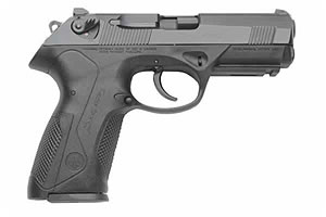 Beretta Pistol: Semi-Auto PX4 Storm - Click to see Larger Image