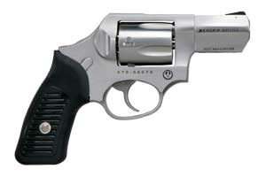 Ruger Revolver: Double Action Only SP101 Model KSP-321XL - Click to see Larger Image