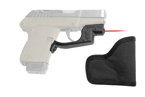 Crimson Trace  Kel-Tec P3AT/P32 Laserguard with Holster - Click to see Larger Image