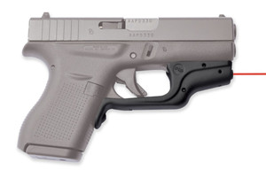 Crimson Trace  Glock Laserguard Glock 42/43 - Click to see Larger Image