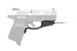 Crimson Trace  Ruger SR9C Laserguard - Click to see Larger Image