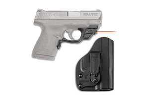 Crimson Trace  Smith & Wesson Shield Laserguard|Blade-Tech - Click to see Larger Image