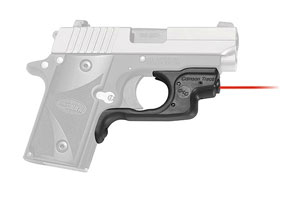 Crimson Trace  Sig Sauer P238 & P938 Laserguard - Click to see Larger Image