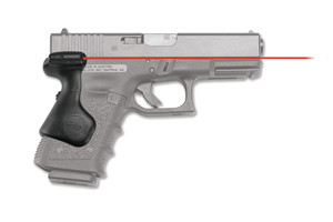 Crimson Trace  Glock Gen 3 And Gen 4 Compact Lasergrip - Click to see Larger Image
