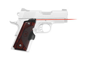 Crimson Trace 1911 Officers/Def/Cmpct Master Series Lasergrip