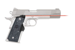 Crimson Trace  1911 Government/Commndr Master Series Lasergrip - Click to see Larger Image