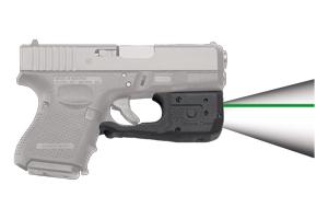 Crimson Trace Glock Green Laserguard Pro Laser/Light LL
