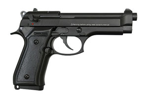 Chiappa Firearms Ltd M9-22 Double Action 22LR Black
