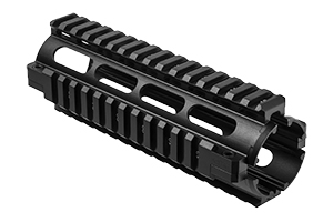 NC Star 5.56 Quad Rail Handguard Carbine Length MAR4S