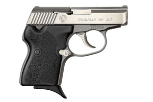 North American Arms Guardian Double Action Only 380 Stainless Steel