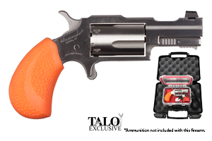 North American Arms Revolver: Single Action Bug Out TALO - Click to see Larger Image