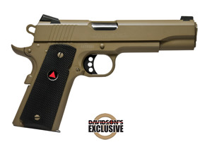 Colt Pistol: Semi-Auto Delta Elite Flat Dark Earth - Click to see Larger Image