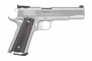 Colt 1911 Special Combat Government Single Action 38SUP Hard Chrome