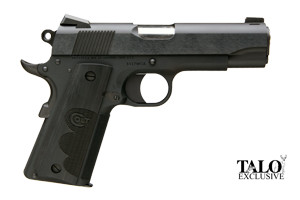 Colt Semi-Automatic Pistol 21st Century Commander TALO Edition - Click to see Larger Image