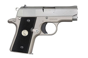 Colt Pocketlite Single Action 380 Stainless Steel