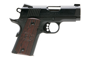 Colt Defender Single Action 45AP Blue