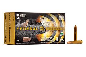 P22D Federal Ammunition