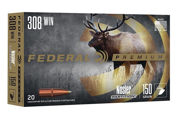 P308S Federal Ammunition
