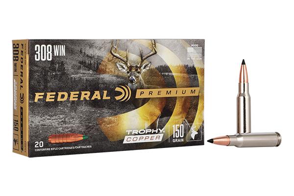 P308TC3 Federal Ammunition