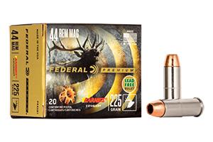 P44XB1 Federal Ammunition