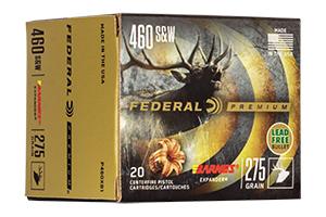 P460XB1 Federal Ammunition