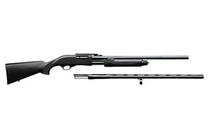 Weatherby Shotgun PA-08 Synthetic Field / Slug Combo - Click to see Larger Image