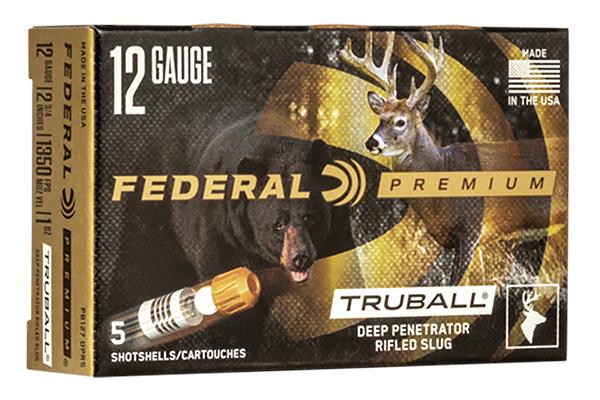 PB127-DPRS Federal Ammunition