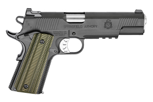 Springfield Armory Pistol: Semi-Auto 1911A1 TRP - Click to see Larger Image