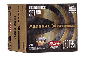 PD357HS2-H Federal Ammunition