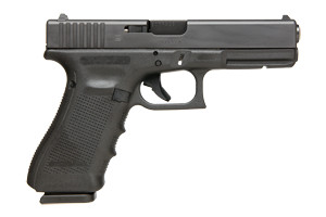 Glock Gen 4 17 Safe Action 9MM Black Matte