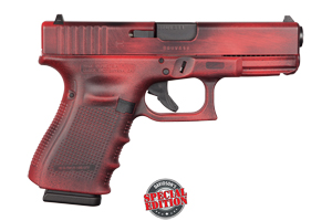 Glock Pistol: Semi-Auto Gen 4 19 (Davidson's Special Edition) - Click to see Larger Image