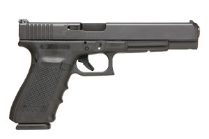 Glock Pistol: Semi-Auto Gen 4 40 Modular Optic System - Click to see Larger Image