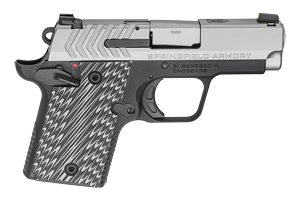 Springfield Armory Pistol: Semi-Auto 911 - Click to see Larger Image