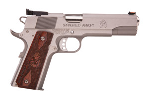 PI9124LP Range Officer W/ Gear Package
