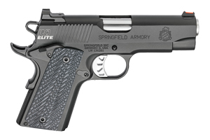 Springfield Armory Pistol: Semi-Auto Range Officer-Elite Compact - Click to see Larger Image