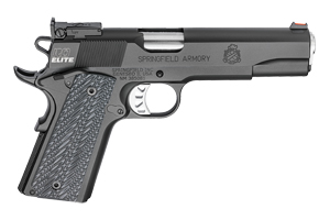 Springfield Armory Pistol: Semi-Auto Range Officer - Elite Target - Click to see Larger Image