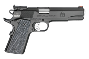 Springfield Armory Pistol: Semi-Auto Range Officer Elite Target - Click to see Larger Image