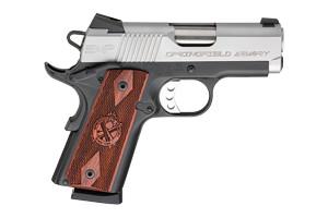 Springfield Armory Pistol: Semi-Auto 1911 EMP (Enhanced Micro Pistol) - Click to see Larger Image