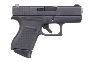 Glock Pistol: Semi-Auto 43 - Click to see Larger Image