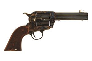 Cimarron Thunderstorm Single Action 357 Blue