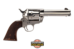 Cimarron Revolver: Single Action Pistolero - Click to see Larger Image
