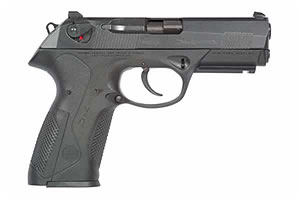 Beretta Pistol: Semi-Auto PX4 Storm Type F - Click to see Larger Image