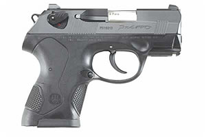 Beretta PX4 Storm Sub-Compact Double Action 9MM Bruniton (Matte Black)