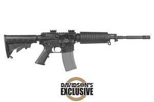 Bushmaster Rifle E2SLE O.R.C. (Optics Ready Carbine) - Click to see Larger Image