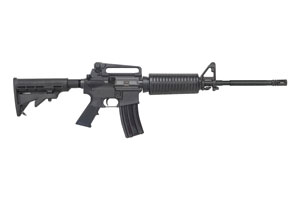 DPMS|Panther Arms RFA2-AP4A Semi-Automatic 5.56 NATO|223 Black Matte